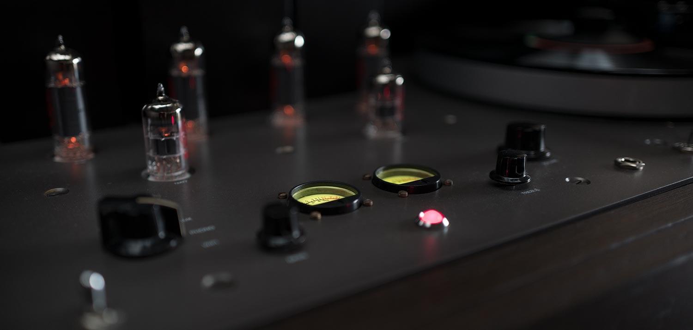 Modern Tube Amplifier